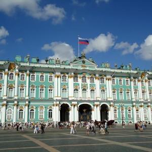 Зимний дворец - фотография 2014